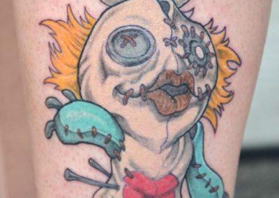 tattoo voodoo doll