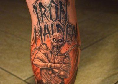 tattoo Iron Maiden