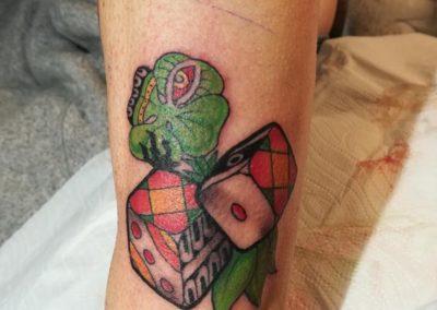 tattoo dadi