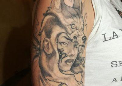 tattoo indiano